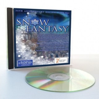 "2011 Annual Holiday Concert: ""Snow Fantasy"""