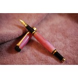Classic Parker Fountain Pen in Pink Sky Acrylic